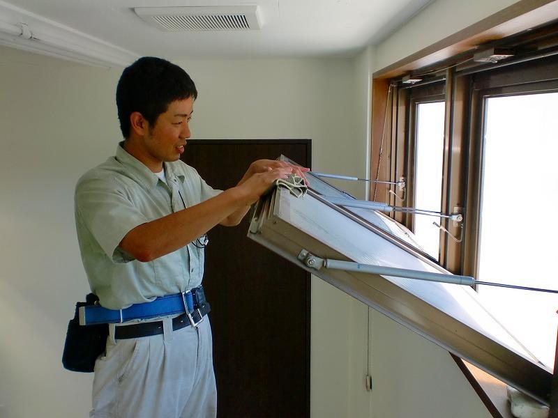 工事引き渡し清掃では、引っ越し前後や施工後のお掃除を代行します。